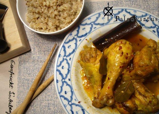 Burmese chicken